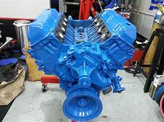 Ford Light Blue Engine Paint Who Makes The Best Engine Paint Ford Truck Enthusiasts