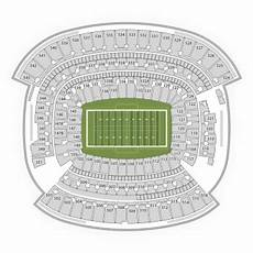 Cleveland Browns Stadium Seating Chart Cleveland Browns Stadium Seating Chart With Rows Chart Walls