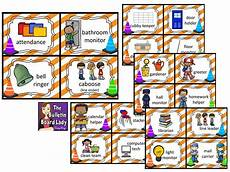 List Of Job Boards Classroom Jobs Construction Theme The Bulletin Board Lady