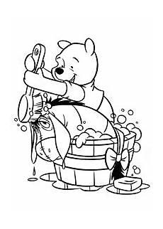 winnie the pooh kertas mewarna percuma boleh cetak