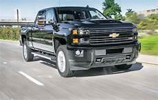 chevrolet diesel 2020 2020 chevrolet silverado 2500hd 3500hd diesel review