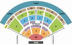 Wolf Trap Seating Chart Seat Numbers First Niagara Pavilion Seating Chart With Rows