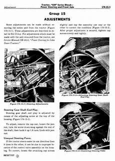 John Deere 820 830 80 Series Diesel Tractor Technical