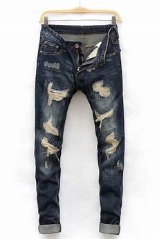 Mens Fit Designer Jeans Uk Represent Clothing Designer Brand Ripped Jeans For Men