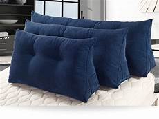 cushionsbay shop bed pillows wedge pillow decorative