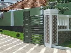 Simple Fence Design Enhance Your Home Looks With Modern Wall Fence Designs
