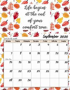 free online printable calendars 2020 free printable 2020 monday start monthly motivational calendar