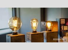 Philips Hue goes old school with Edison style smart bulbs