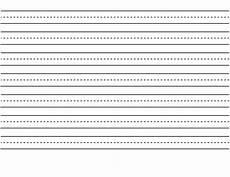 Printable Lined Paper Kindergarten Tracing Worksheet Lined Paper Printable Worksheets And