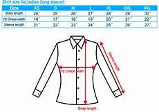Shirt Size Chart Shirt Size Chart Singapore