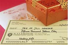 How To Write A Check Come Regalare Un Assegno A Un Matrimonio 4 Passaggi