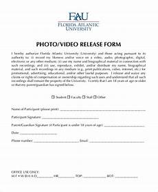 Photo Release Waiver Free 11 Sample Photo Release Forms Pdf