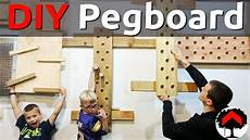 Pegboard Climbing Wall How To Build An Adjustable Climbing Peg Board And