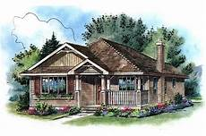 traditional style house plan 2 beds 2 baths 1000 sq ft