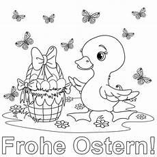 Ostern Malvorlagen Kostenlos Zum Ausdrucken Ausmalbilder Ente Frohe Ostern 963 Malvorlage Ostern