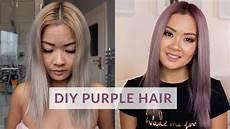 purple ombre hair nila colour refresh