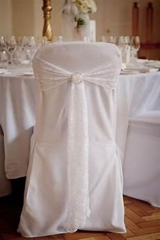 white lace chair cover at farnham castle deco chaises