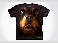 Hyper Realistic Dog Face T shirts