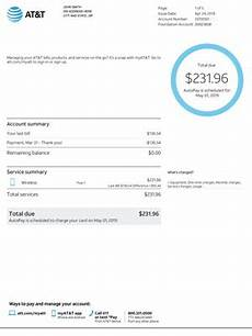 At T Receipt Template by Invoicewriter Custom Invoice Maker