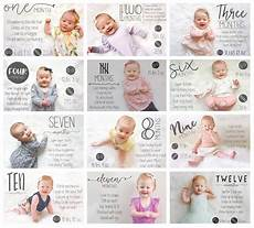 Baby Growth Chart After Birth Month By Month Monthly Baby Photo Ideas To Capture Your Baby S First Year