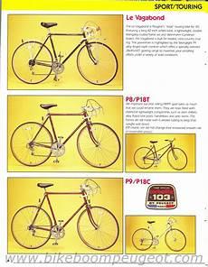 Peugeot 1985 Usa Brochure