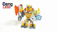 Lego Nexo Knights Ausmalbilder Axl Lego Nexo Knights 70365 Battle Suit Axl Lego Speed Build