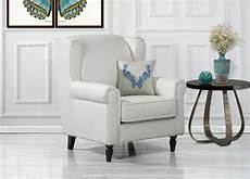 leather accent chairs for living room classic scroll arm faux leather accent chair living room