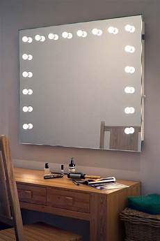 Hollywood Lighted Dressing Room Mirror Illuminated Mirrors Makeup Makeup For Dressing Room