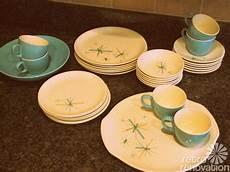Designer Dishes Blue Heaven Plates With Santa Jesus Amp Jfk Retro Renovation