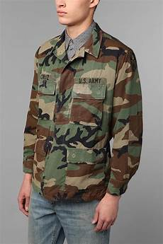 camo coats for outfitters renewal vintage oversized camo
