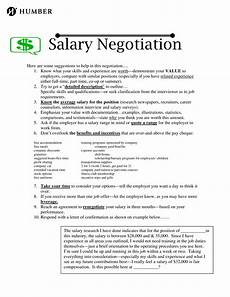 Can You Negotiate An Offer Letter Salary Negotiation Letter How To Write A Salary