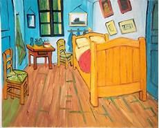 da letto gogh quadro la stanza da letto di gogh falso d autore