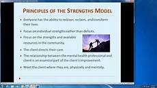 Strengths Of A Manager Strengths Based Case Management Youtube