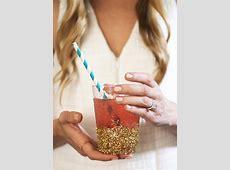 DIY Glitter Dipped Cups   Evite