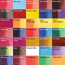 Ab Martin Color Chart Dr Ph Martin S Hydrus Fine Art Watercolor 15ml 29h