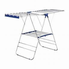clothes airer sunfresh 1450 x 600 x 950mm aluminium clothes airer