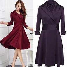winter dress coats 2020 fashion slim womens lapel winter