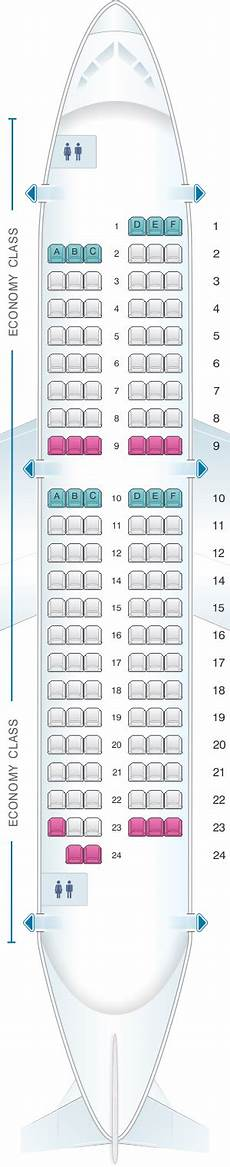 Alitalia Flight 631 Seating Chart Seat Map Air France Airbus A318 Metropolitan With Images