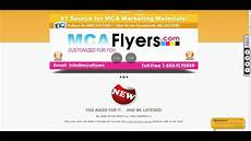 Make Flyers For Free Online Make Money Online With Mca Flyers Free Offer Mca Help