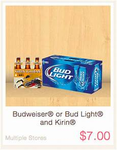 Fry S Bud Light Promotion At Fry S With Huge Freebies