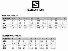 Salomon Boot Size Chart Salomon Wings Pro 2 Womens Trail Runnning Shoes Sangria