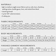 Pantaloons Size Chart Baby Toddler Harem Pants Sewing Pattern Wiksten