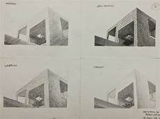 Architecture Design Drawing Techniques Bachelor Of Science Hons In Architecture Assignment 1