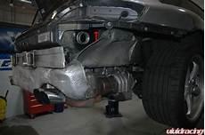2004 Porsche Carrera Gt Spark Plug Heat Shield Removal
