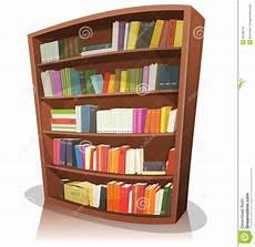 scaffale per libri scaffale per libri della biblioteca fumetto