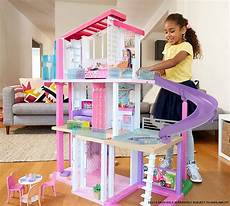 Barbie Doll House With Lights New Barbie Dream House Doll House 2020 Youloveit Com