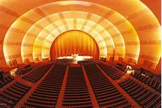 Radio City Theater Seating Chart Radio City Music Hall Cruising The Past