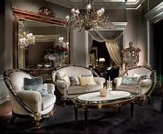 soggiorni lusso arredo salotto classico di lusso salotto elegante idfdesign
