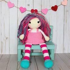 the friendly lolly a free crochet doll pattern