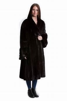 genuine mink coats buy mink coat hem 260cm genuine fur coat brown at